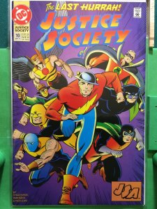 Justice Society of America #10 of 10