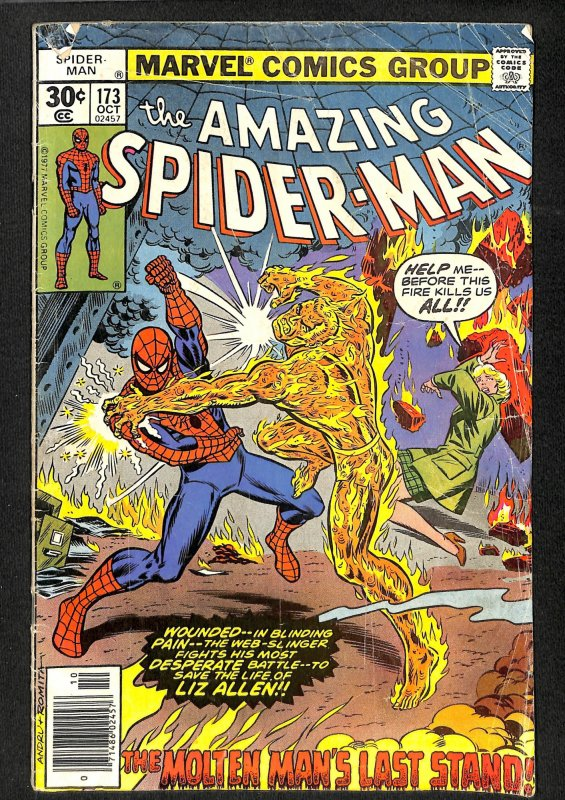 The Amazing Spider-Man #173 (1977)