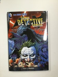 Detective Comics Volume Vol. 1 Faces Of Death Tpb Hardcover Near Mint Dc