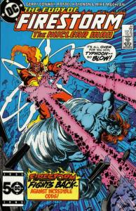 Fury of Firestorm, The #44 VF/NM; DC | save on shipping - details inside