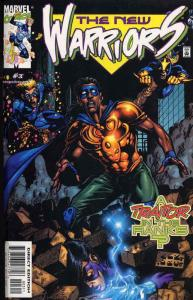 New Warriors, The (2nd Series) #3 VF/NM; Marvel   save on shipping - details ins