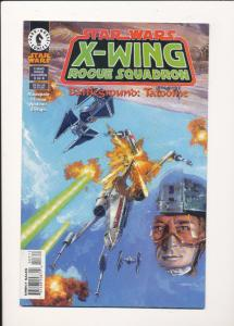 Dark Horse Comics Star Wars X-Wing Rogue Squadron 3 of 4  (F/VF) (SIC476)