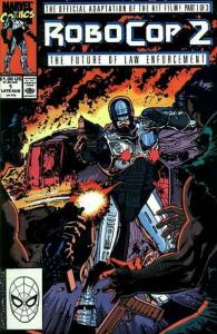 Robocop 2 #1, VF (Stock photo)