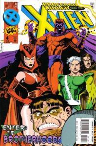Professor Xavier and the X-Men #4, NM- (Stock photo)