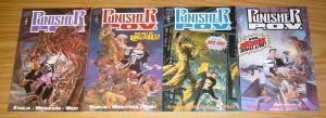 Punisher: P.O.V. #1-4 VF/NM complete series BERNIE WRIGHTSON jim starlin 2 3 POV