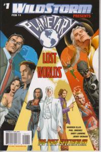 Wildstorm Presents: Planetary–Lost Worlds #1 VF/NM; WildStorm | save on shipping