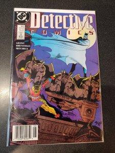 Detective Comics 603 (Aug 1989) DC Comic VF/VF+ Batman Demon App