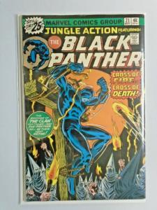 Jungle Action #21 Black Panther 4.0 VG (1976)