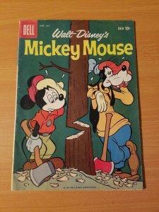 Walt Disney's Mickey Mouse #66 ~ VERY GOOD VG ~ (1959, DELL Comics)