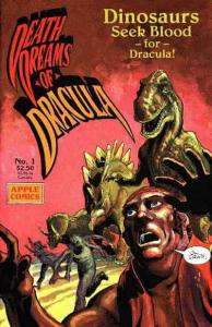 Death Dreams of Dracula #1 FN; Apple | save on shipping - details inside