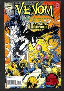 Venom: Separation Anxiety #2 (1995)
