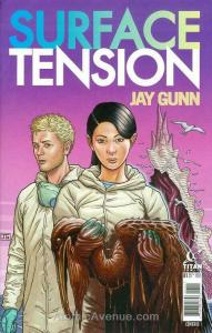Surface Tension #1B VF/NM; Titan | save on shipping - details inside