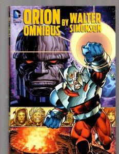 Orion Omnibus By Walter Simonson DC Comics Hardcover Graphic Novel 1st Print HR8