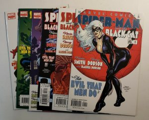 Spider-Man and the Black Cat #1-6 Complete Set VF/NM Marvel Comics 2002