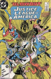 Justice League of America #254 VF/NM; DC | save on shipping - details inside