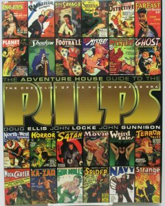 Adventure House Guide to the Pulps Checklist of the Pulp Magazine Era NEW