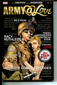 Army @ Love: The Hot Zone Club-Vol 1-Rick VeitchTPB-trade