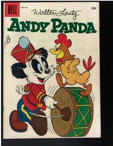 Andy Panda #32 (Dell, 1956)