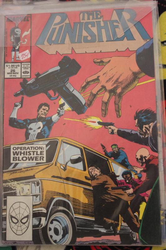 The Punisher  26 VF