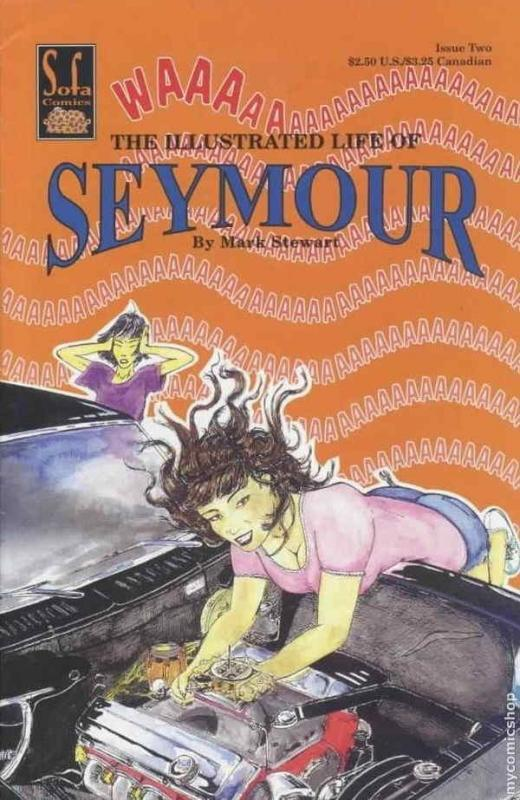 Illustrated Life of Seymour, The #2 VF/NM; Sofa | save on shipping - details ins