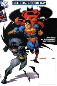 Superman/Batman FCBD edition #1, NM- (Stock photo)