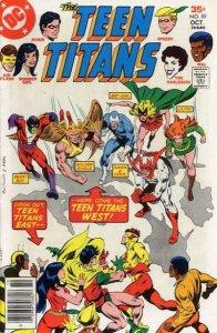 Teen Titans (1966 series) #50, Fine (Stock photo)
