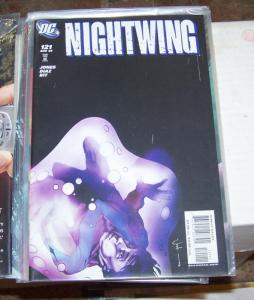 NIGHTWING  # 121  2006 DC COMICS  jason todd +dick grayson  batman