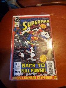 Superman #50 (1990)