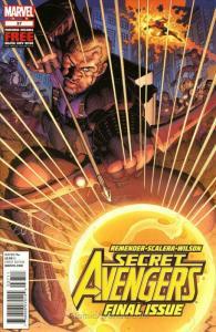 Secret Avengers #37 VF/NM; Marvel   save on shipping - details inside