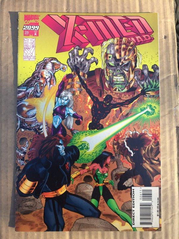 X-Men 2099 #26 (1995)