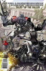 Transformers: Tales of the Fallen #2B VF/NM; IDW | save on shipping - details in