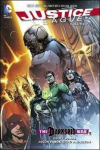 Justice League (2nd Series) TPB #7 VF/NM; DC | save on shipping - details inside