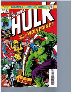 Incredible Hulk #181: Facsimile Edition #1 (2019)