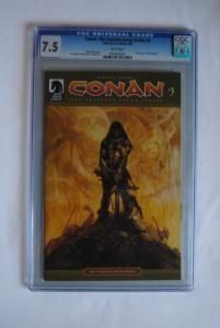 Conan, The Frazetta Cover Series #3, 7.5