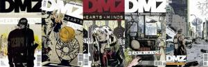 DMZ (2006 VERTIGO) 45-49  Hearts And Minds COMICS BOOK