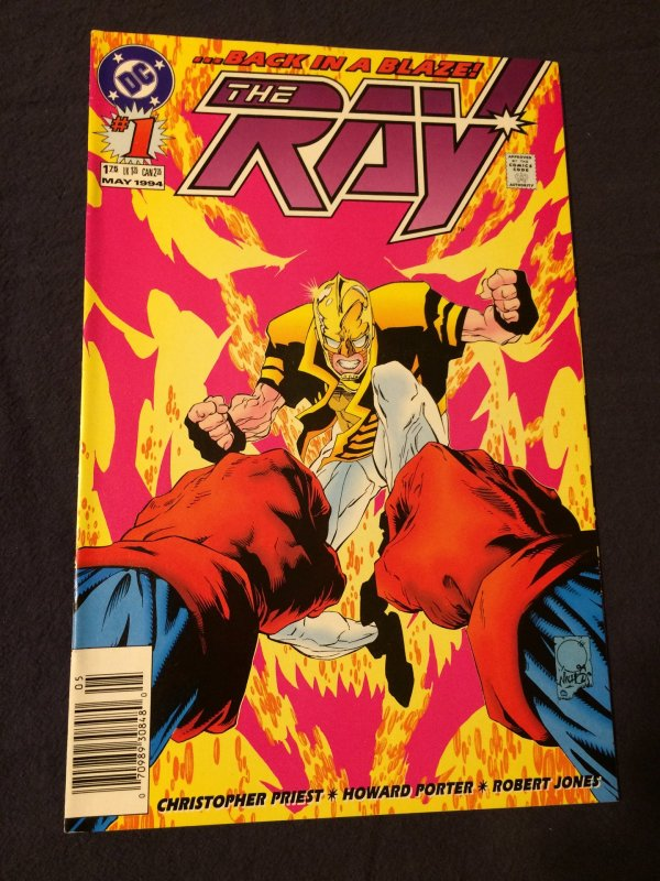 The Ray #1 (1994) NM Back In a Blaze DC Comics