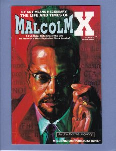 Malcolm X #1 NM