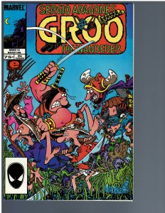 Groo the Wanderer #13 (1986)
