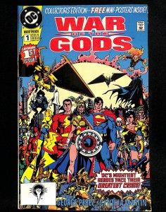 War of the Gods #1