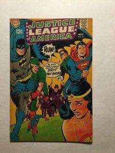 Justice League Of America 65 Near Mint Nm Dc Comics