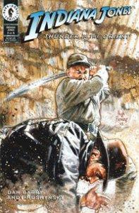 Dark Horse Comics Indiana Jones: Thunder in the Orient #3 Dan Barry Story & Art