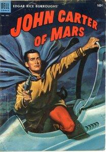 Four Color Comics 488  VG/F  1953  John Carter, Warlord of Mars!