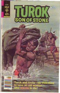 Turok Son of Stone #119 (Jan-79) VG/FN+ Mid-Grade Turok, Andar