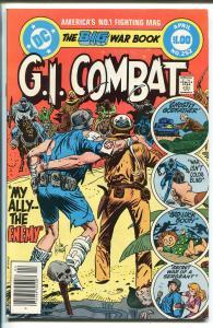 G.I. COMBAT #252 1983-DC-HAUNTED TANK-GLANZMAN-GIANT EDITION-KUBERT-nm