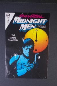 Midnight Men #4 by Howard Chaykin September 1993