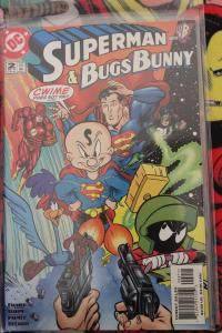 Superman and Bugs Bunny 2 NM/MT