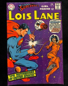 Superman's Girl Friend, Lois Lane #81 (1968)