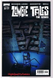 ZOMBIE TALES The Series #5,Undead,Walking Dead,2008, NM