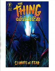 The Thing From Another World Climate of Fear #1 - Dark Horse - 1992 - NM