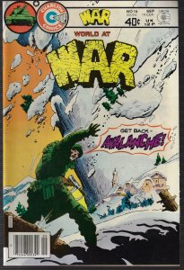 War #16 (Charlton, 1979) NM